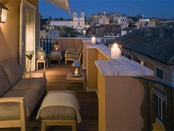 I 10 migliori hotel di lusso del 2015 in italia si trova a for Hotel di lusso italia